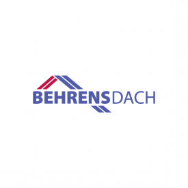Logodesign Behrens Dach