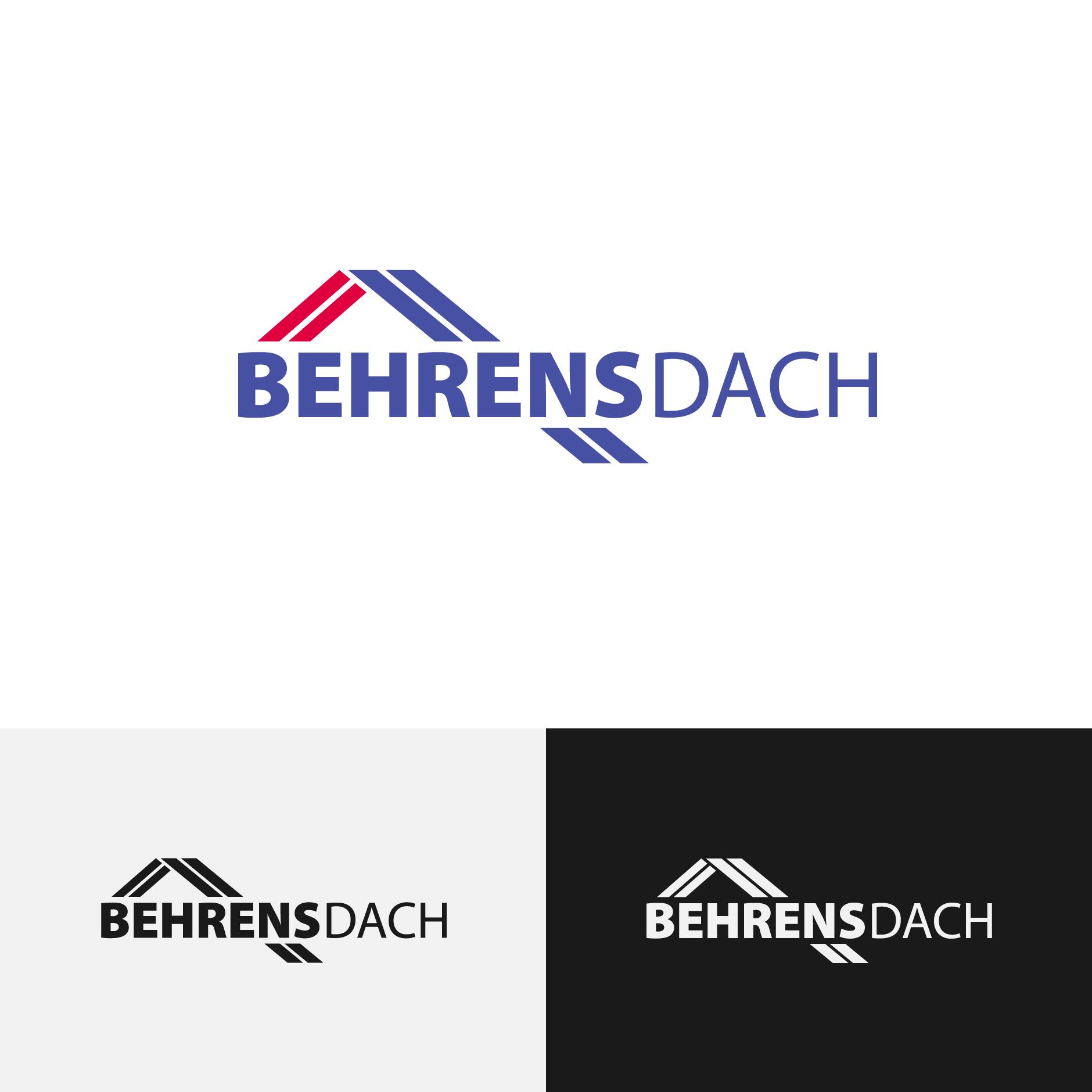 Logo Behrens Dach