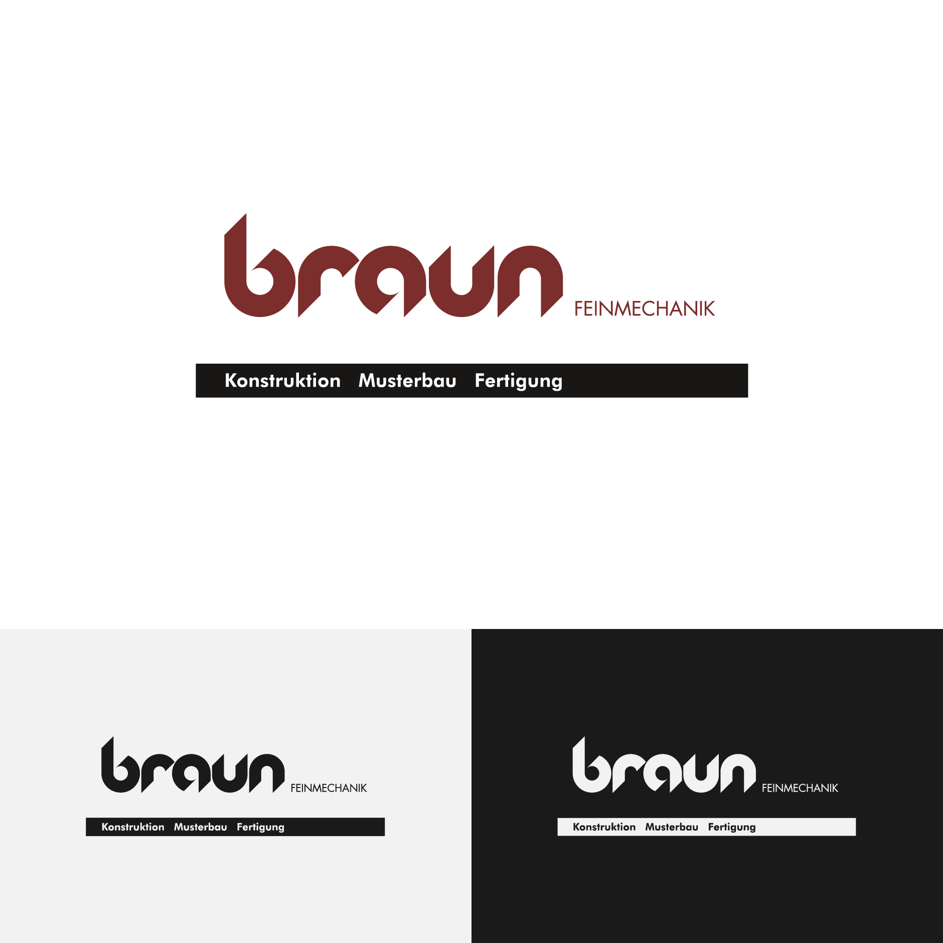braun logo-Firmenlogo