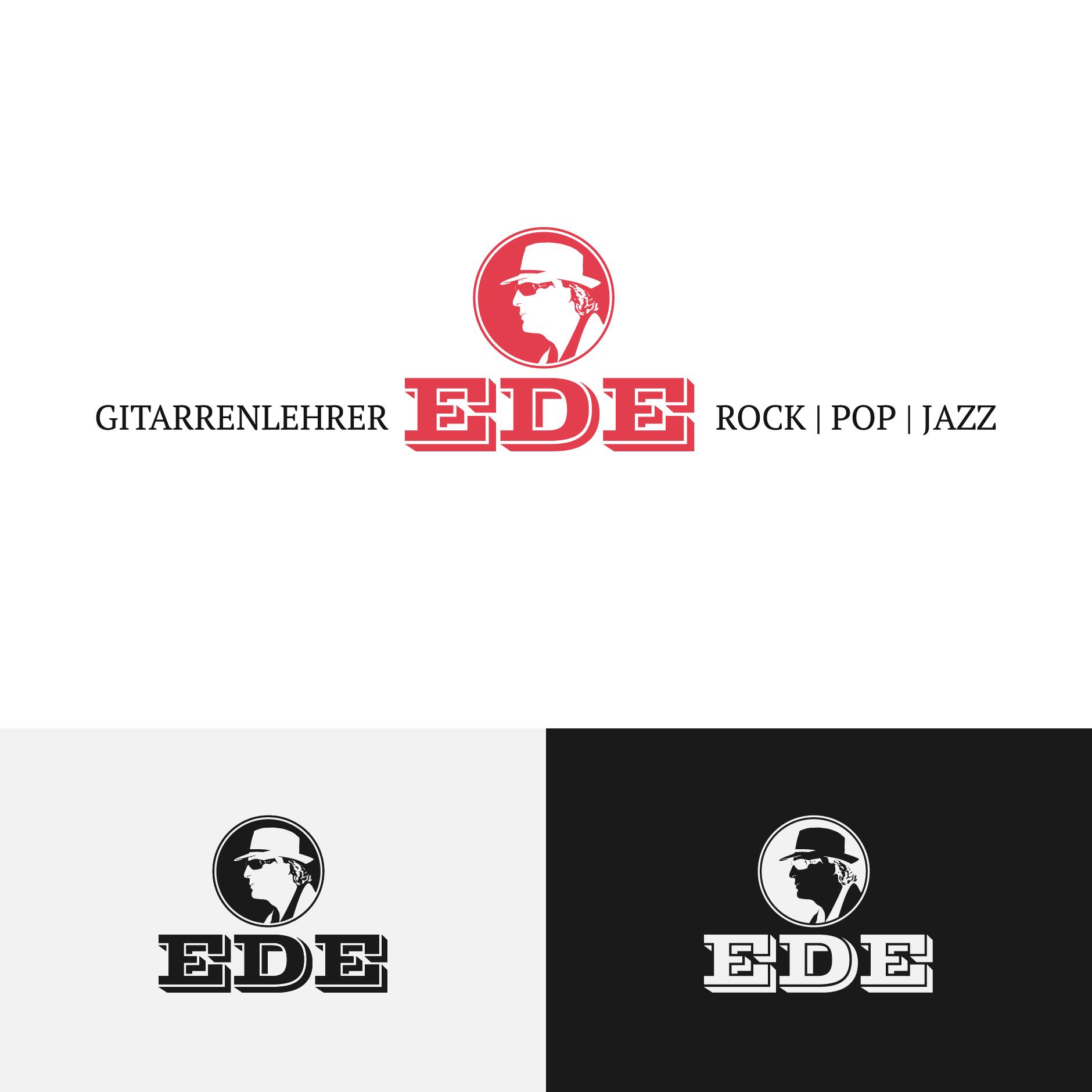 Logo Gitarrenlehrer EDE