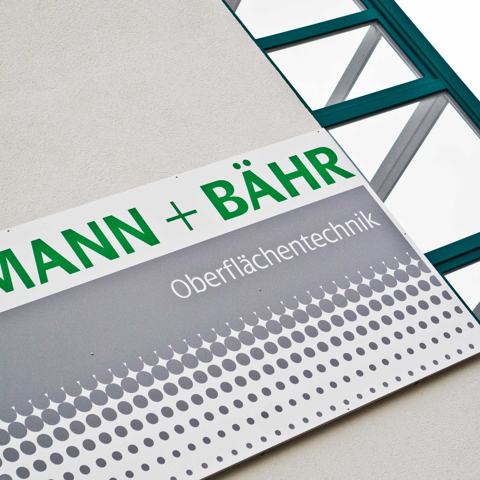 Eisemann Werbeschild 02-Firmenschild EISEMANN+BÄHR