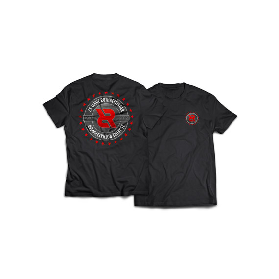 Gestaltung T Shirt Roth Effinger-ARBEITEN