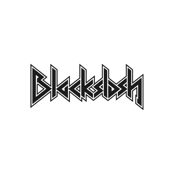 Logodesign Blackslash Band 570-ARBEITEN