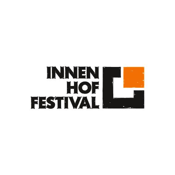 Logodesign Innenhof Festival 570-ARBEITEN