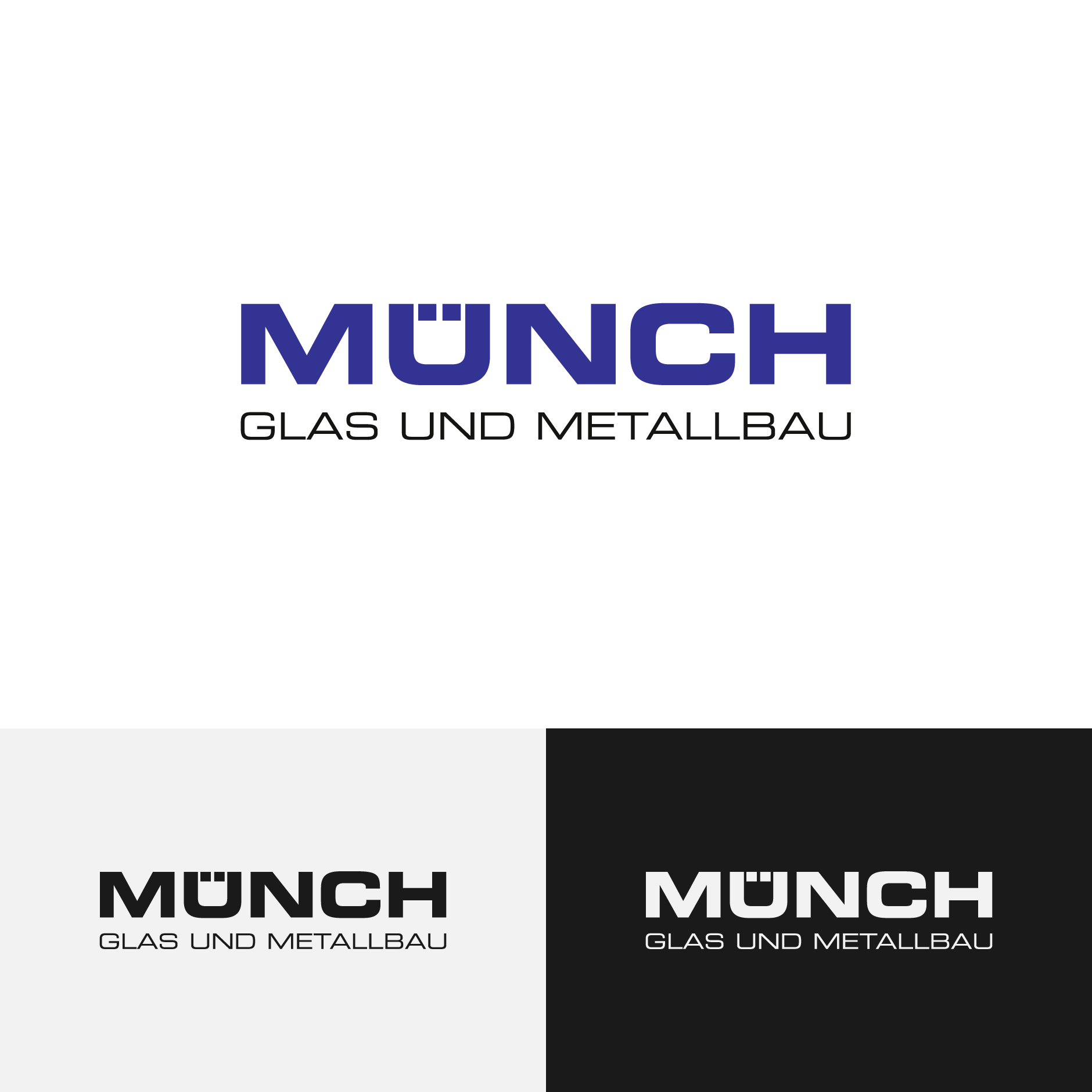 Logo Münch Metallbau