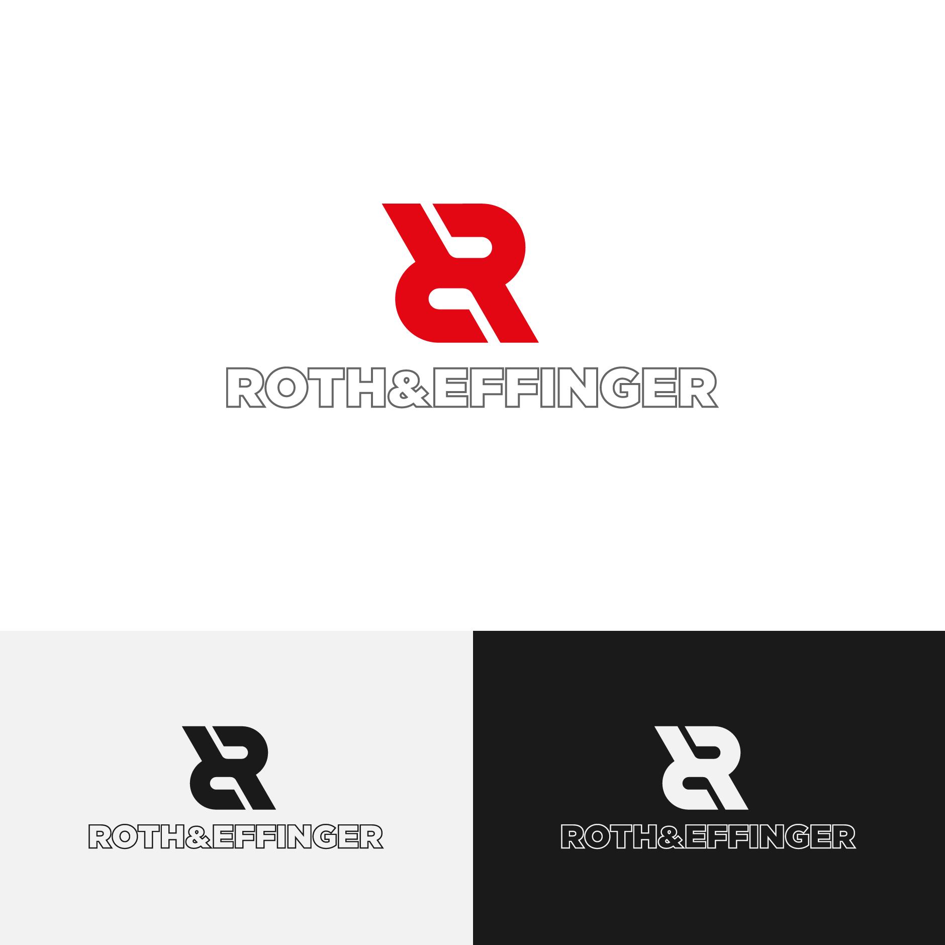 Logo ROTH&EFFINGER GmbH