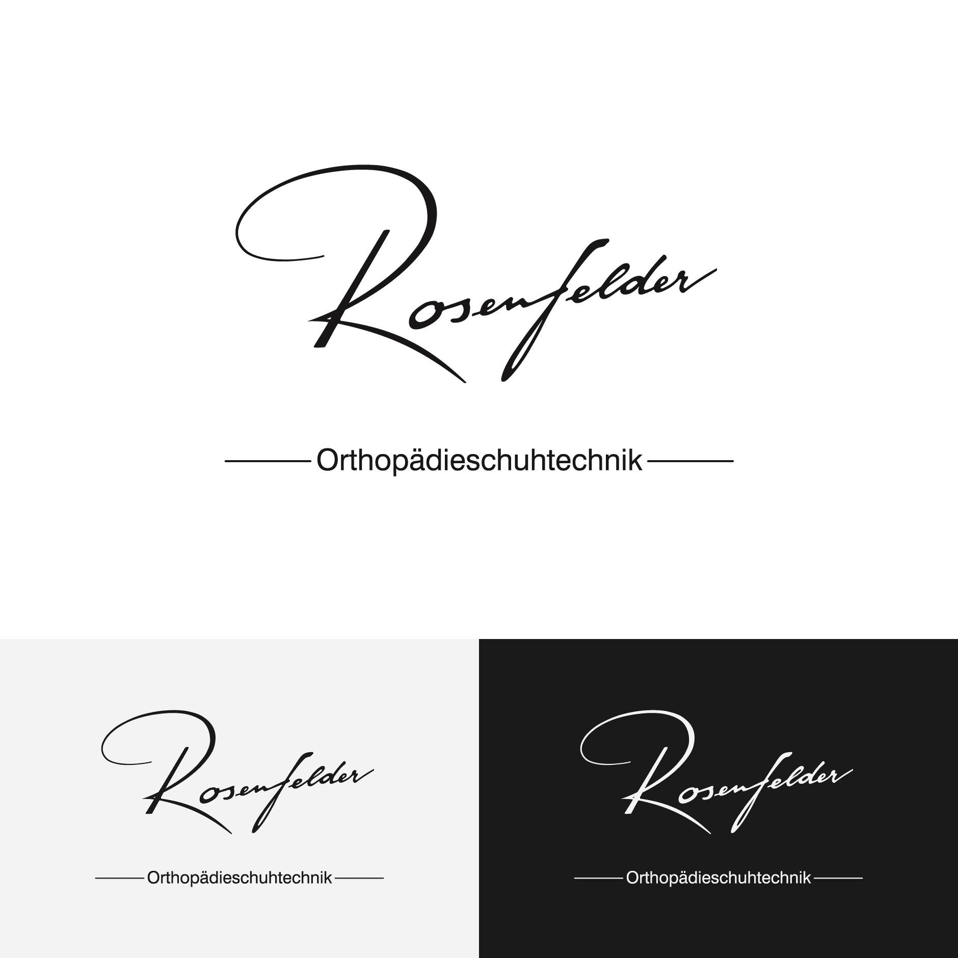 Logo Redesign Rosenfelder