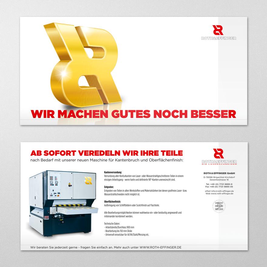 Flyer ROTH&EFFINGER