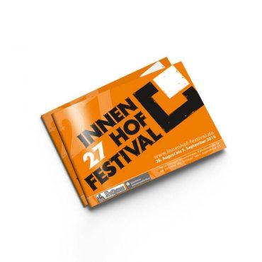 Programmheft INNENHOF-FESTIVAL