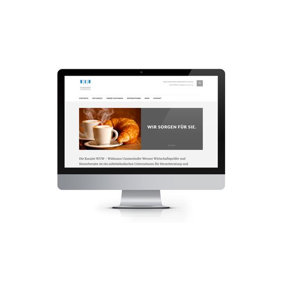 Webdesign Widmann-Ummenhofer-Werner