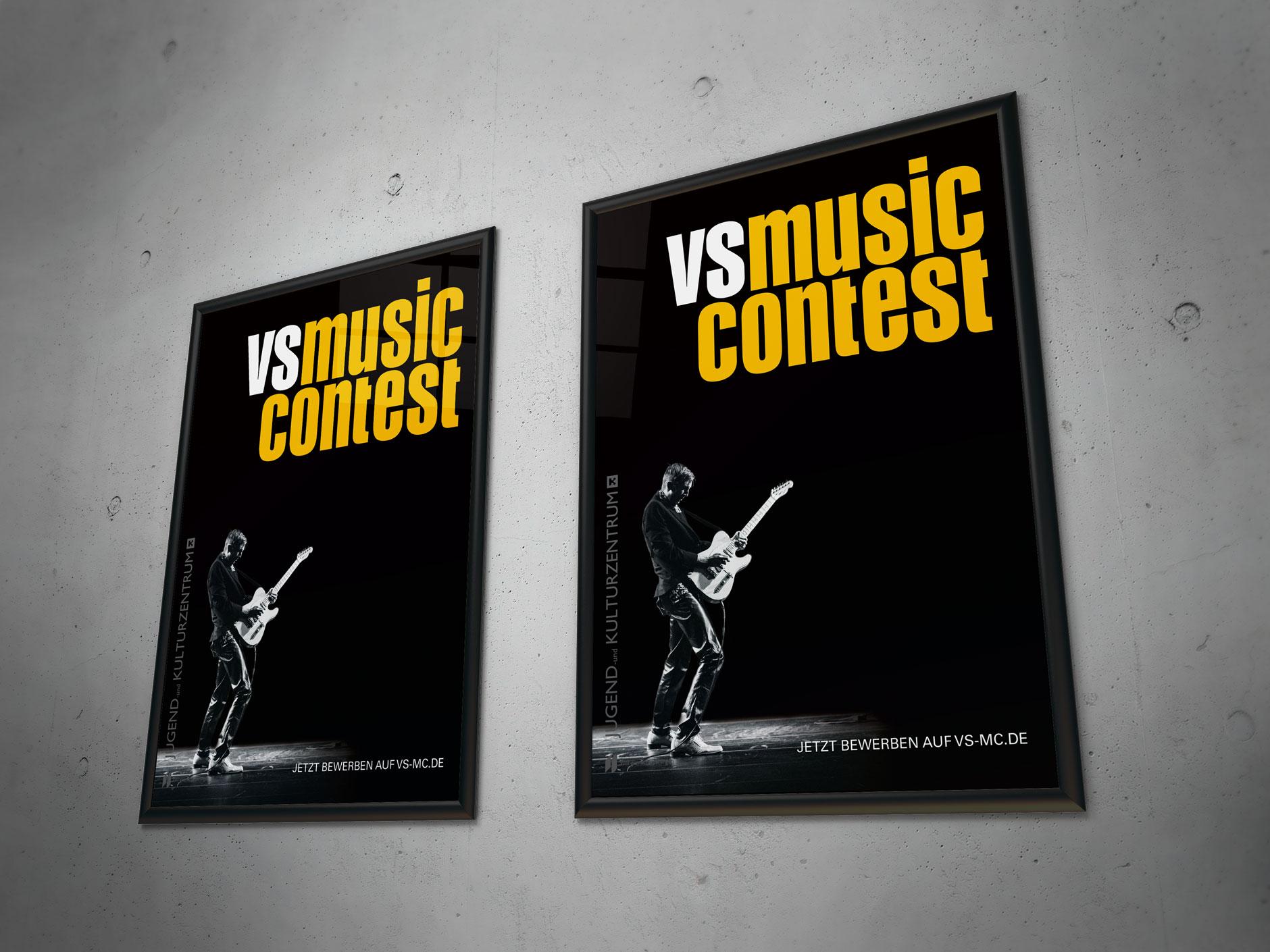 plakatgestaltung vs music contest-Plakatgestaltung VS MUSIC CONTEST