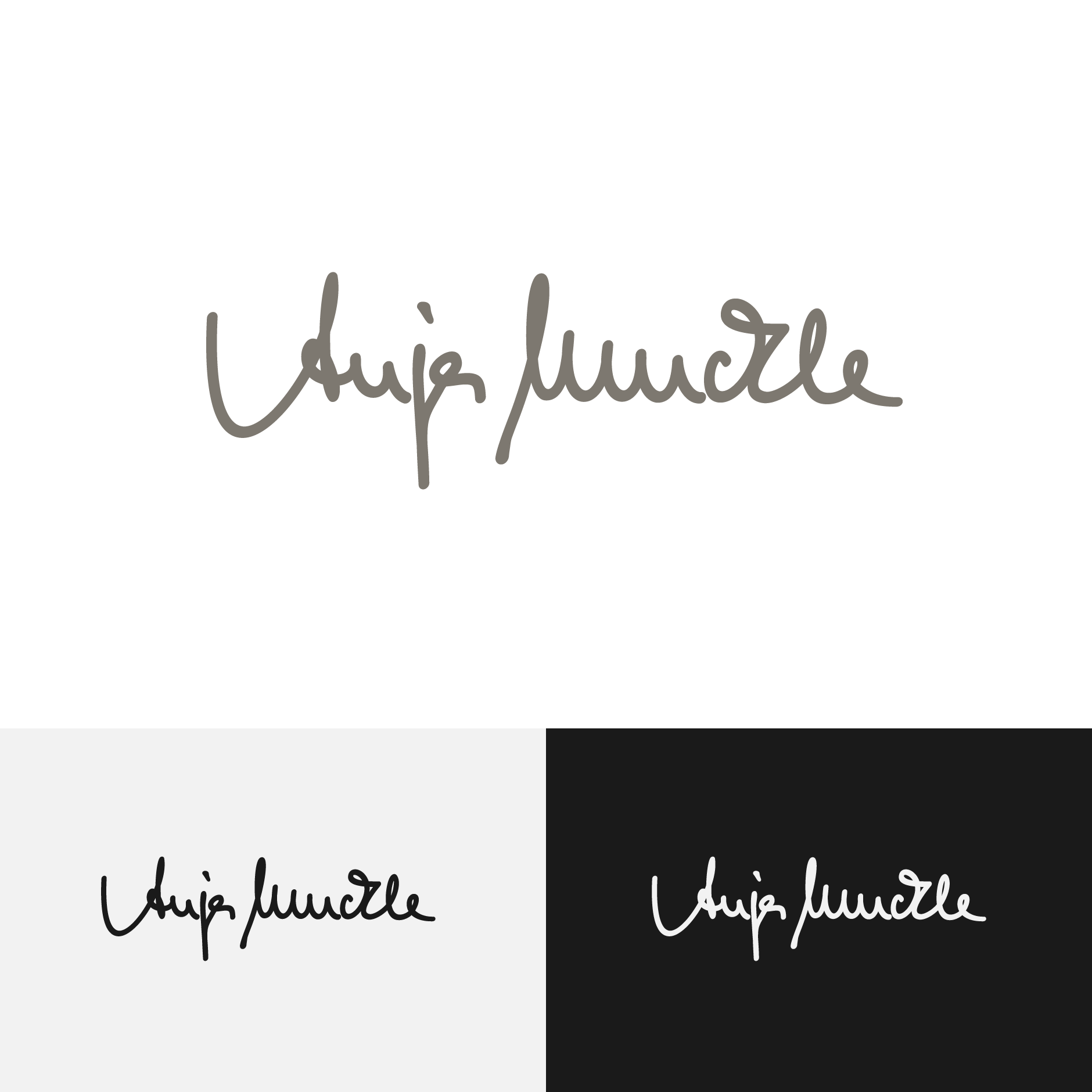 anja muckle sankt georgen logogestaltung-Logodesign Anja Muckle