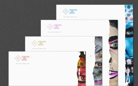 briefpapier design colors on body 02 570x355-Corporate Identity COLORS ON BODY