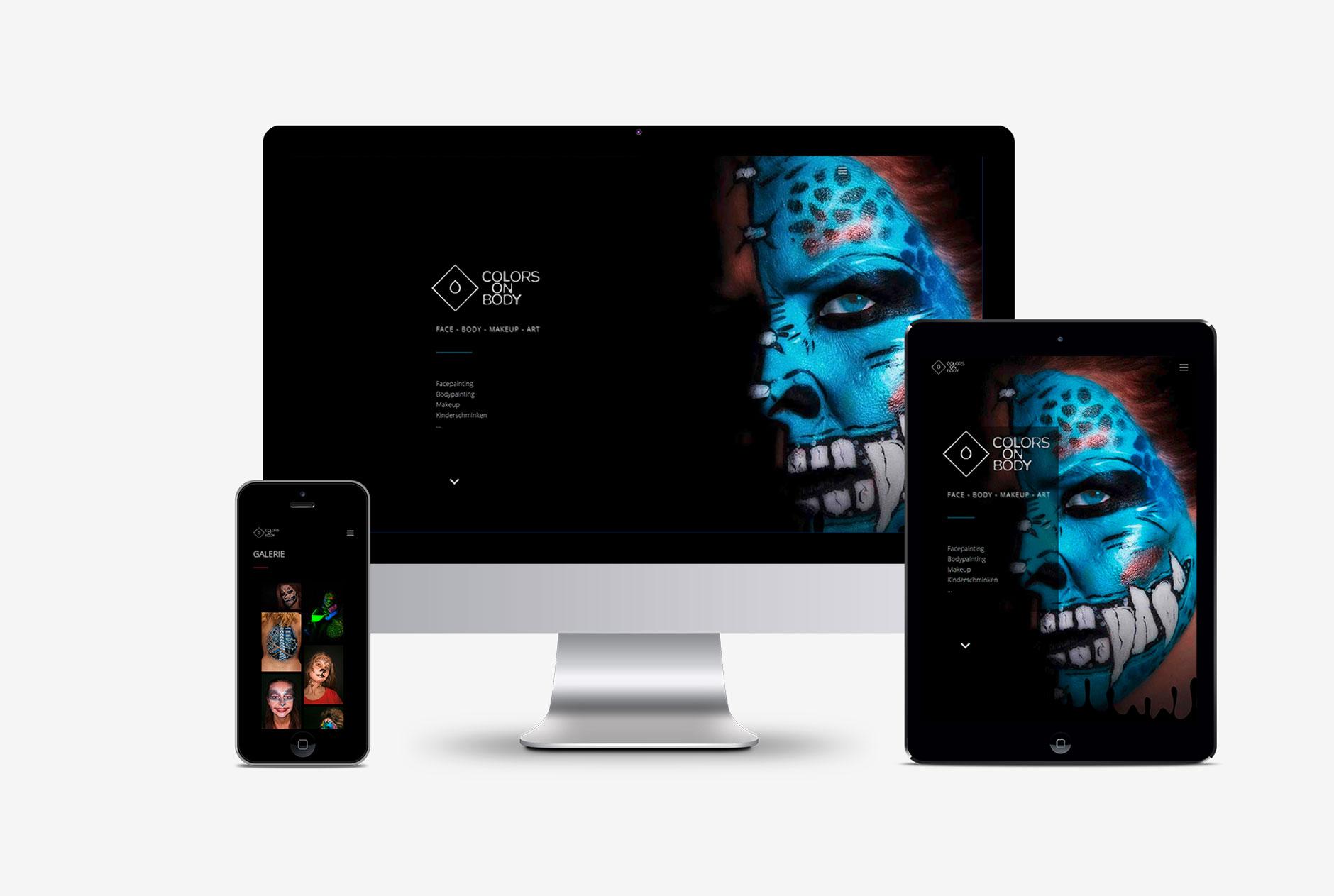 colors on body webdesign wordpress-Website Design Colors on Body