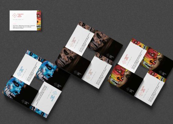 visitenkarten multi design colors on body 570x408-Corporate Identity COLORS ON BODY