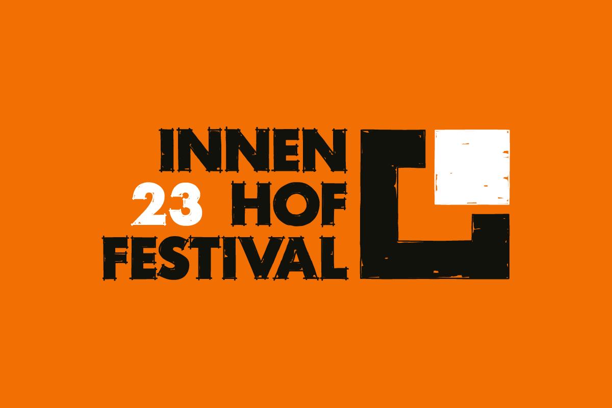 INNENHOF FESTIVAL logodesign varia02-Logo INNENHOF-FESTIVAL