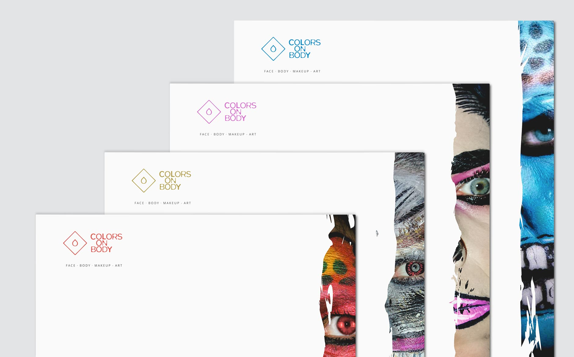 briefpapier design colors on body 02 2-Corporate Identity COLORS ON BODY